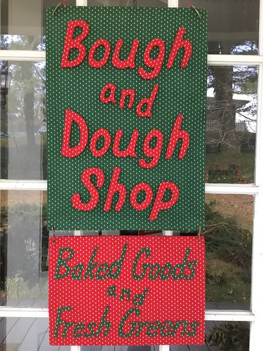 Bough & Dough Shop 2018