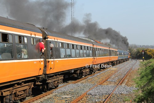 Spare-Link Railtour.