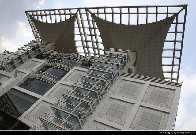 Shanghai Urban Planning Exhibition Center, Shanghai, China