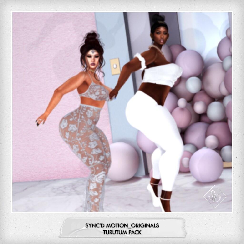 Sync'D Motion__Originals - Turutum Pack
