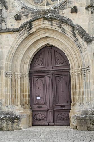 Eglise N-D de Gontaud de Nogaret
