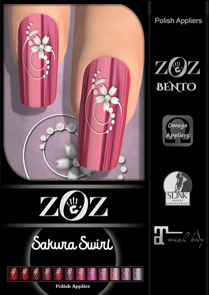 {ZOZ} Sakura Swirl L pix