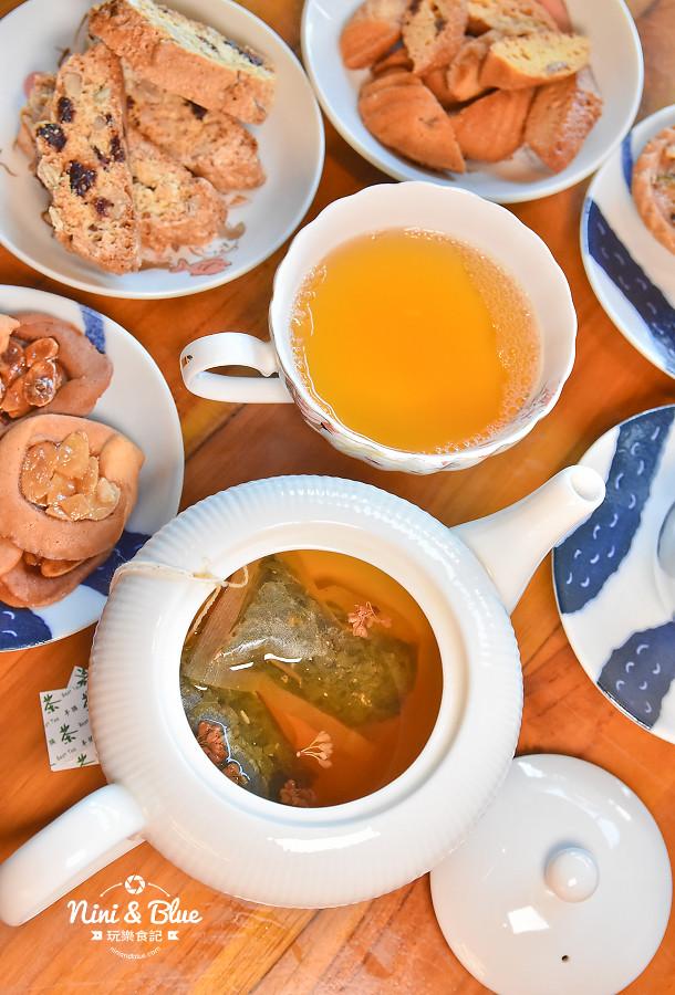 東麗風店 茶花 咖啡 台中咖啡館28