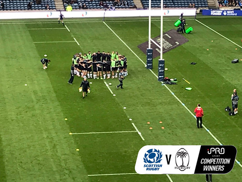 Scotland v Fiji Comp Winners 9