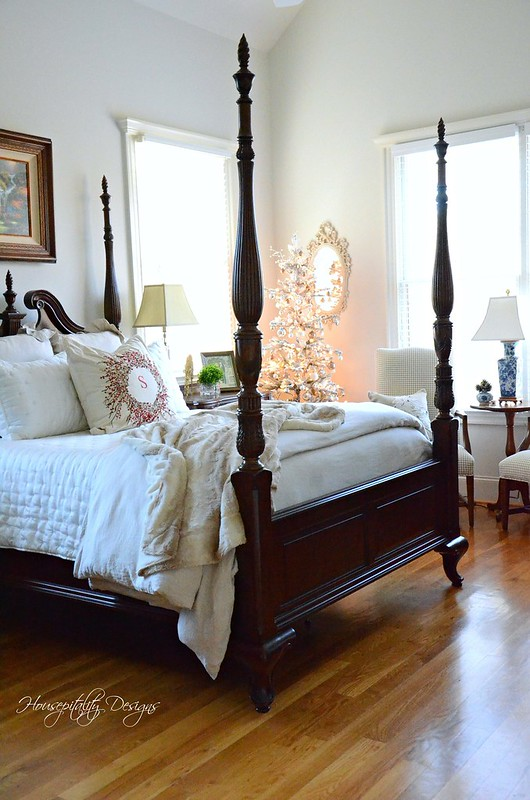 Christmas Bedroom-Housepitality Designs-4