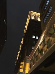 Walking around Philly at night