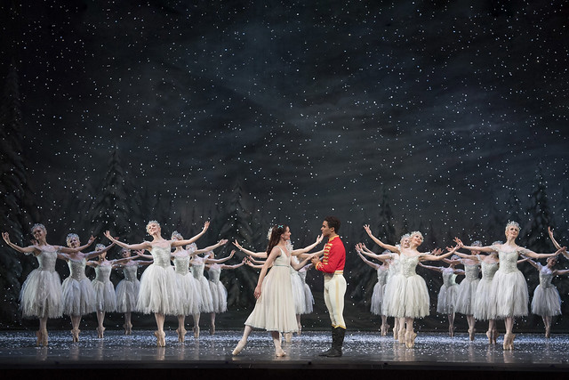 Artists of The Royal Ballet in The Nutcracker, The Royal Ballet © 2018 ROH. Photograph by Alastair Muir