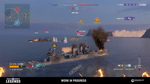 World of Warships | by GamingLyfe.com