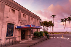 Hilo Tsnumai Museum Big island Hawaii Park