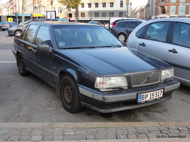 volvo 850 de 1992. Black Bedroom Furniture Sets. Home Design Ideas