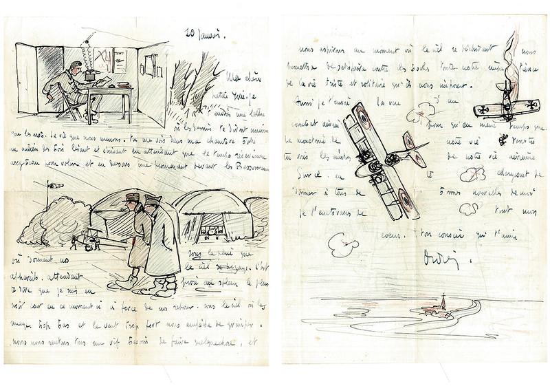 Grande collecte et archives privées de la Grande Guerre aux Archives de Loire-Atlantique