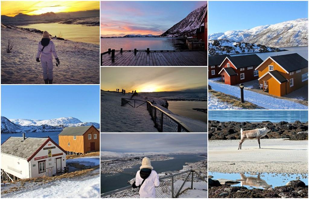 Tromso fiordy