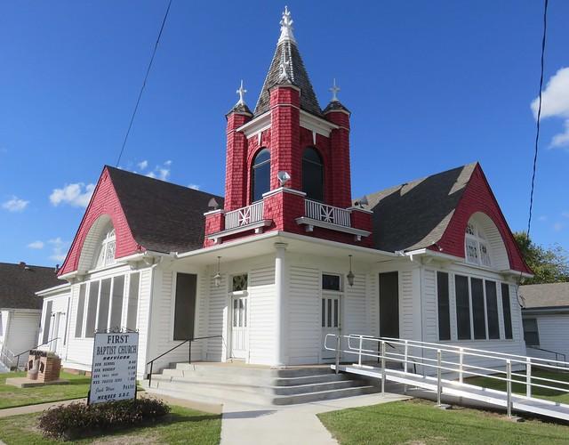 First Baptist Church (Kosse, Texas)