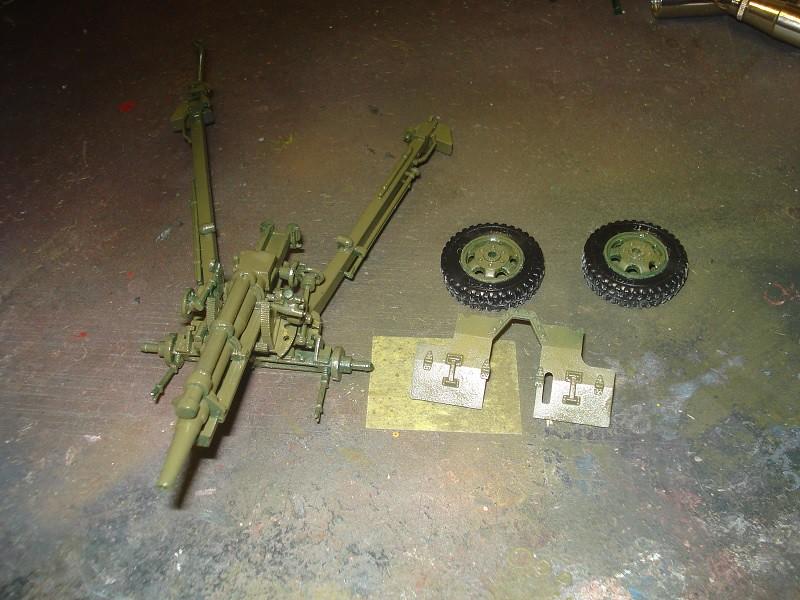 105 mm Howitzer - Revell 50-års jubileums utgåva 31823900947_b769c385f7_b