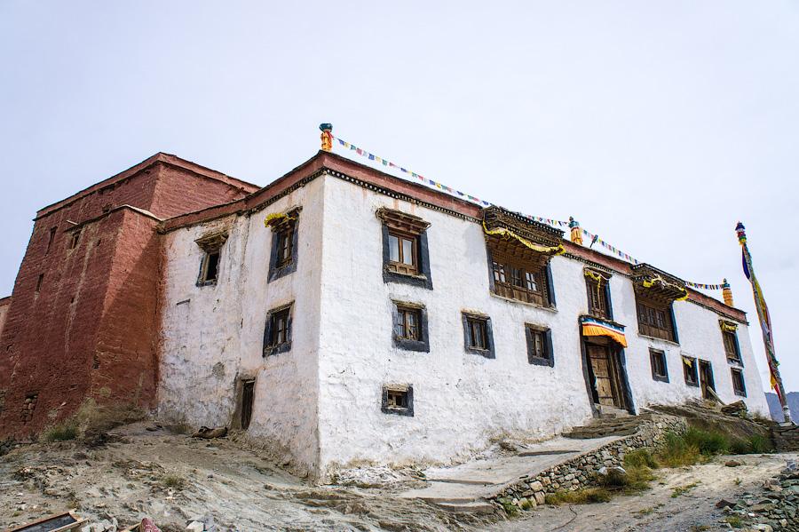 Монастырь Рангдум, долина Суру