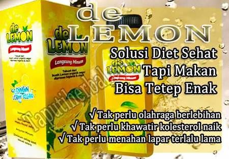 De Lemon Solusi Diet Sehat Tapi Makan Bisa Tetep Enak
