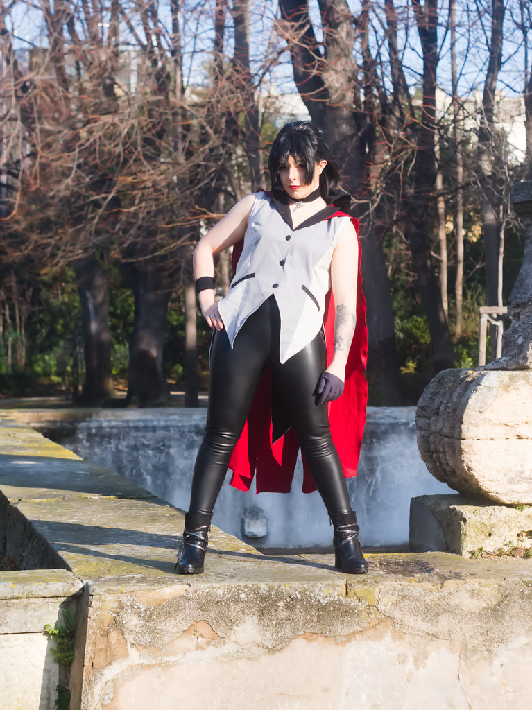 related image - Shooting RWBY - Jardin de la Magalone - Marseille -2019-02-22- P1499385