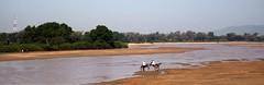 The valley in Zalingei, Central Darfur