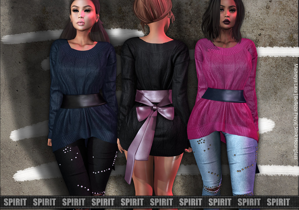 SPIRIT – Vici outfit @ Uber (January, 25)