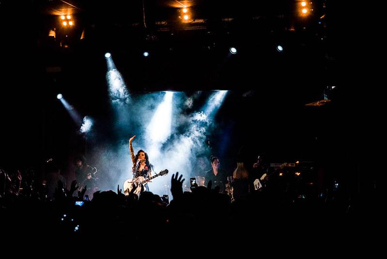 mon laferte concierto barcelona norma disco cronica