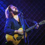 Mon, 12/11/2018 - 7:41am - Jim James Live at McKittrick Hotel, 11/12/18 Photographer: Gus Philippas