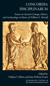 Concordia Disciplinarum book cover