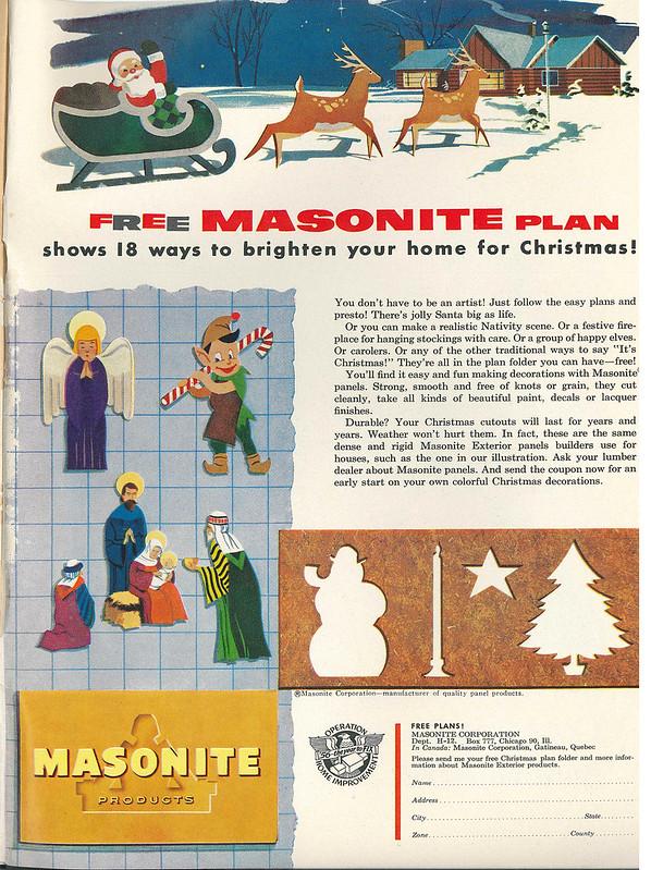 Masonite 1956