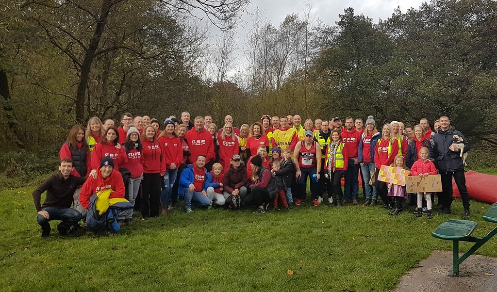 St Helens Striders Trail 5 2018