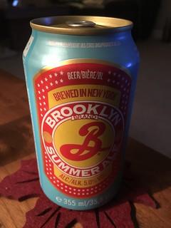 Brooklyn, Summer Ale, USA