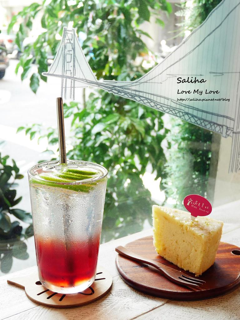 台北農安街行天宮附近餐廳美食推薦遇見美好早午餐咖啡廳 (5)
