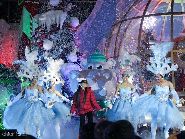 Winter Wonderland at SM MOA