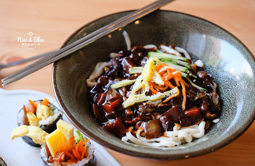 k bab大叔的飯卷 台中韓國料理10