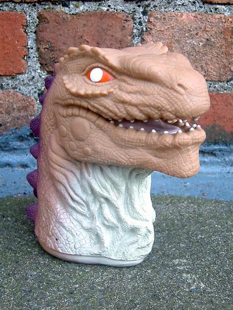 Godzilla Puppet