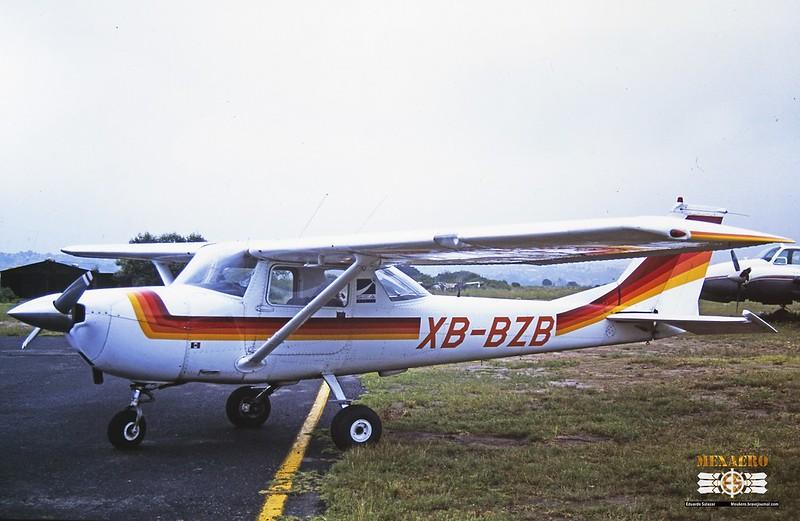 Privado / Cessna 150H / XB-BZB