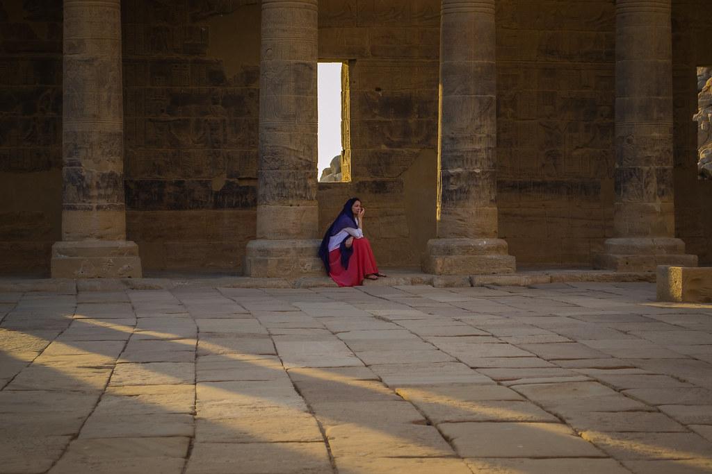 Egypt , Tempel von Philae DSC_0302