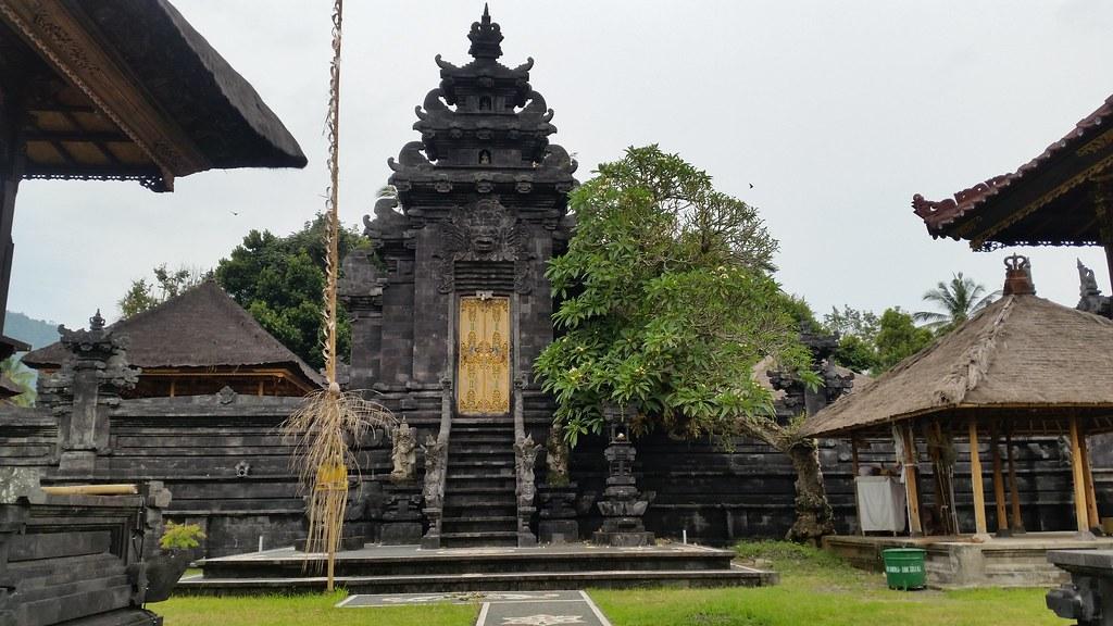 Sidemen świątynia Bali