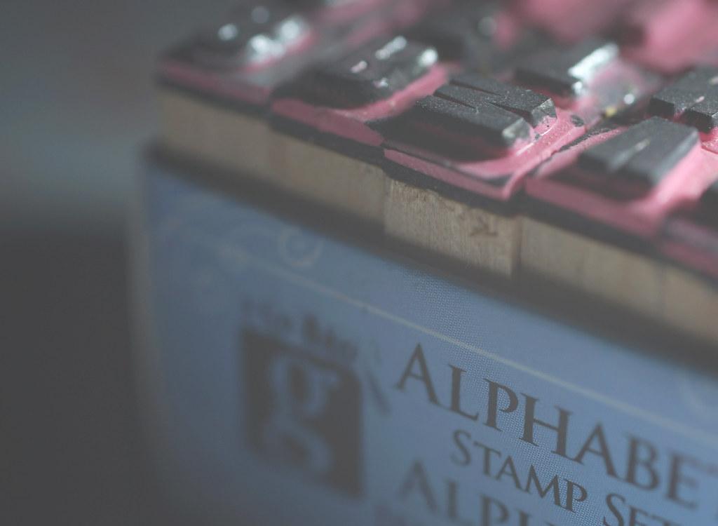 Inked Alphabet