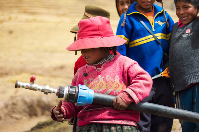 2015 - Peru Water Project
