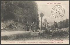 VENTRON - - Le Col D'Oderen (Coté Francais)