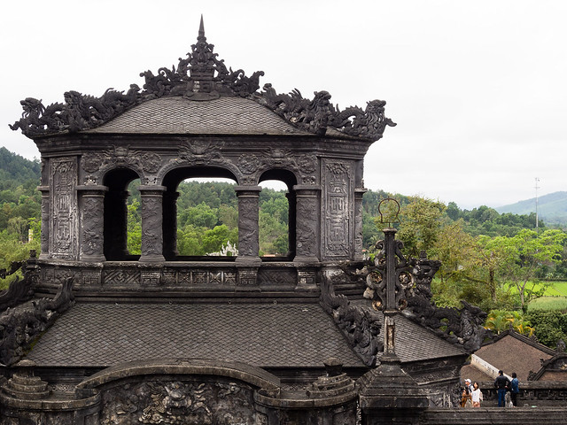 Imperial Tombs of Hue, part 02