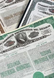 Valores de la nación bonds