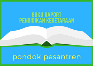 Contoh Raport PPS Wajar Dikdas Ula Wustha PMU Ulya