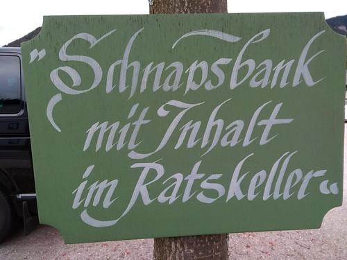 Schnapsbank