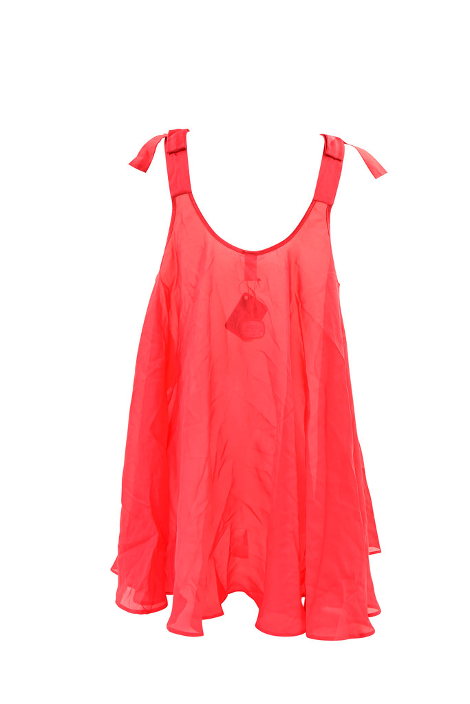 56062e8008 Agent Provocateur Womens Birthday Suit Slip Babydoll Red Size S M