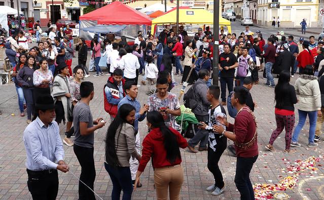 FESTIVAL DEL PUEBLO PANZALEO