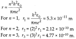 NCERT Solutions for Class 12 Physics Chapter 12 Atoms 8