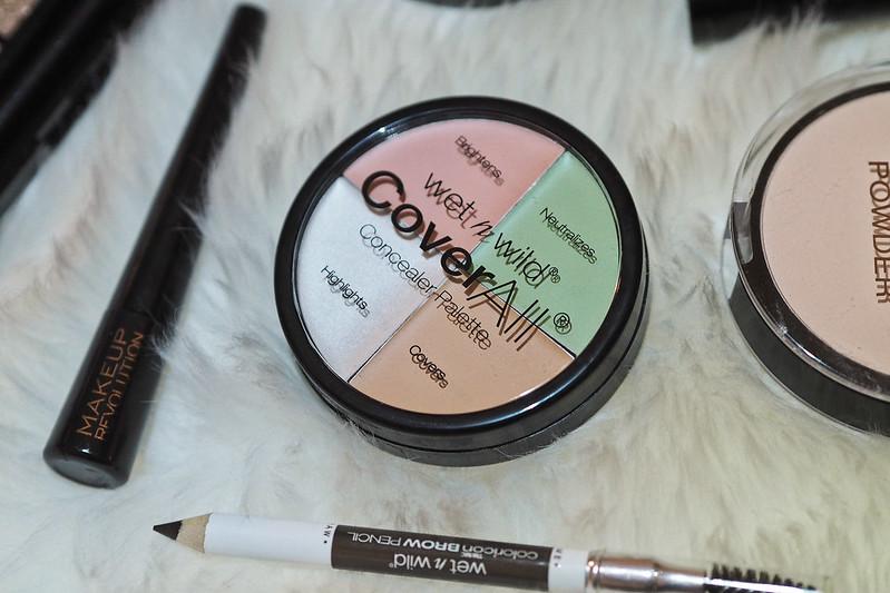 makeup revolution uutuuksia pussiin