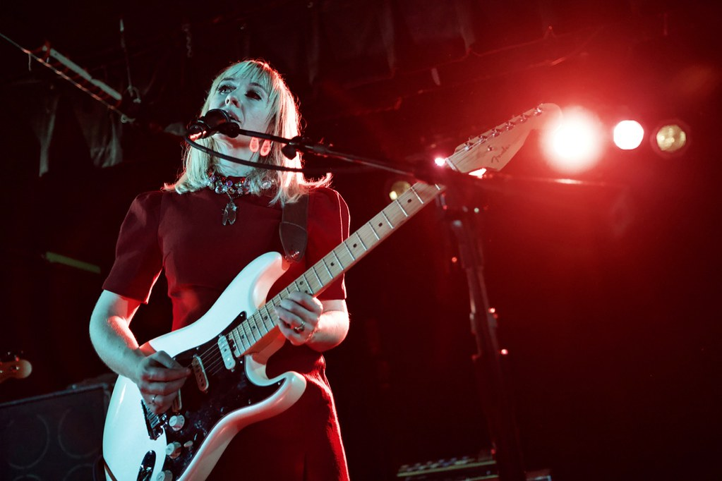 The Joy Formidable at The Black Cat for ParklifeDC 11/10/18