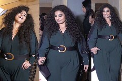 Vidya Balan's Shocking Weight Gain at Her 40th Birthday