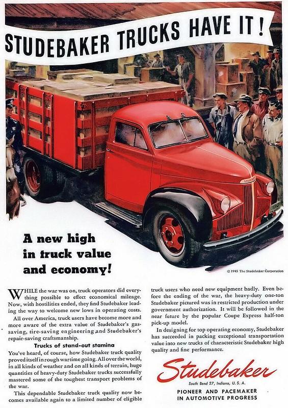 1945 Studebaker
